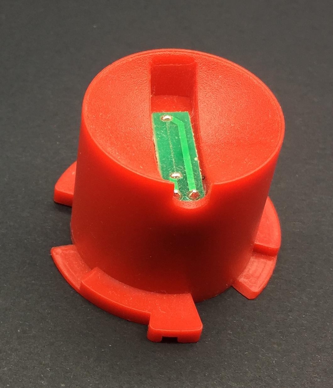 Evolved Pyrotechnics 30mm ABS single shot plug