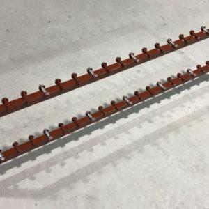 pyrogear mortar rack side frame